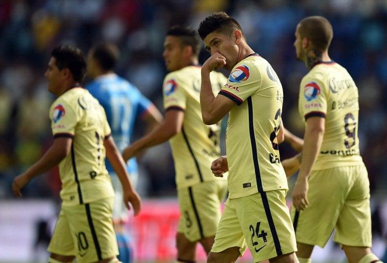 América vence al Cruz Azul en el clásico joven de México