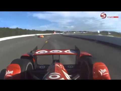 VÍDEO: Brutal accidente tiene a ex piloto de la Fórmula 1 en coma