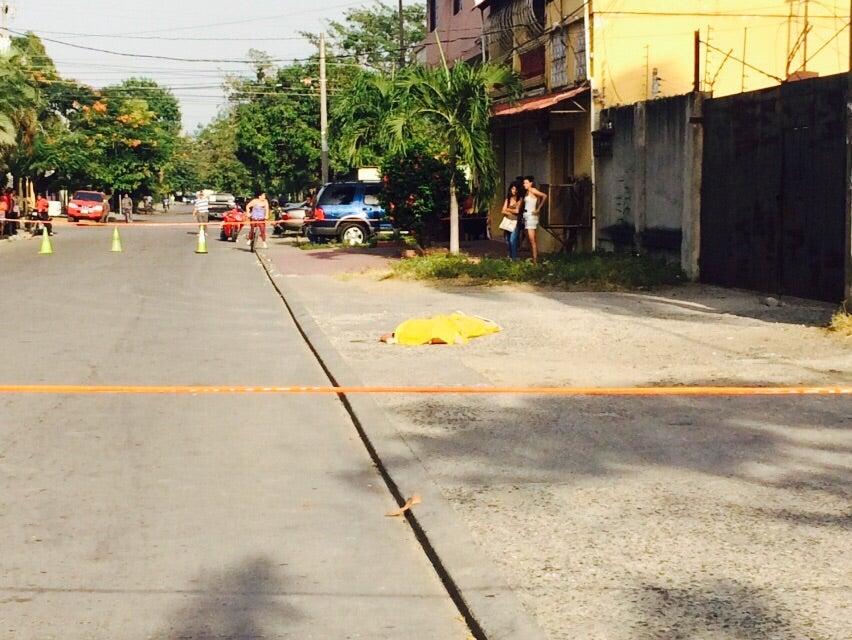 SPS: Matan a estudiante de Mecánica Automotriz en el Barrio Las Palmas