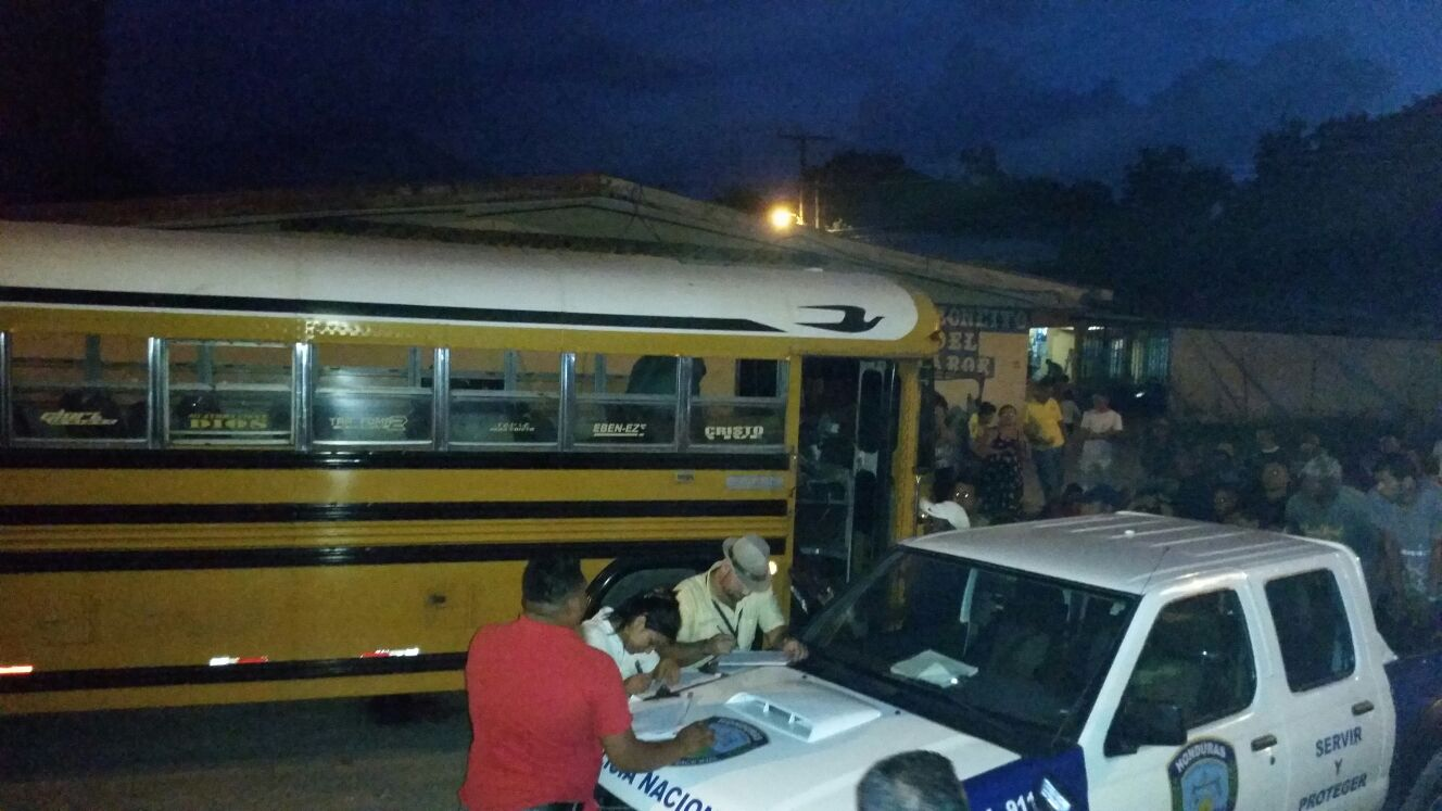 La Ceiba: Matan a motorista por presunto impuesto de guerra