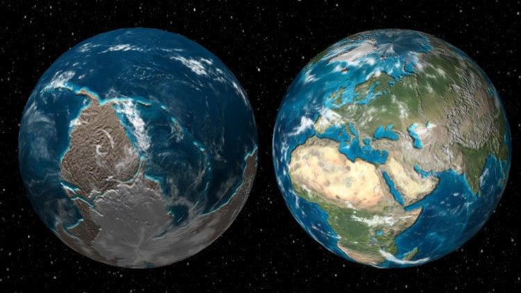 ¿Cómo era nuestro planeta hace 600 millones de años?