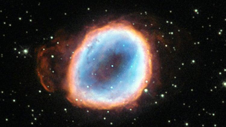 La NASA publica impresionante imagen de una estrella a punto de desaparecer