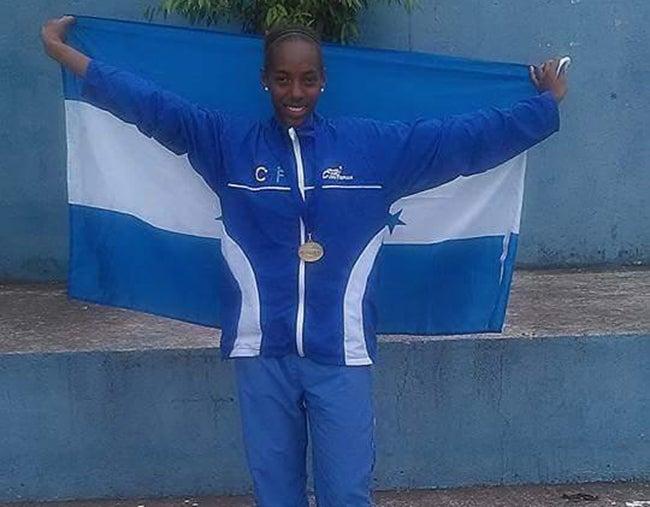 En NACAC de Atletismo: Hondureña Gutiérrez