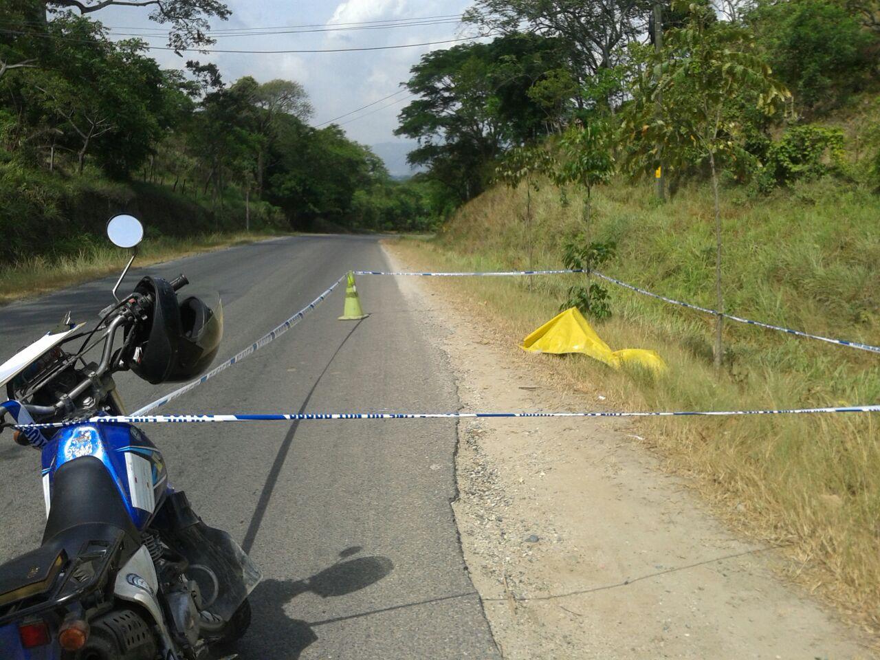 Honduras: Encuentran cadáver con un rótulo que decía, «por ladrón»