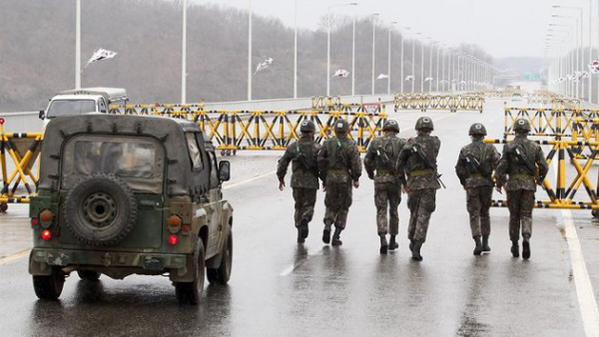 Corea del Sur y EEUU inician maniobras militares pese a amenaza norcoreana