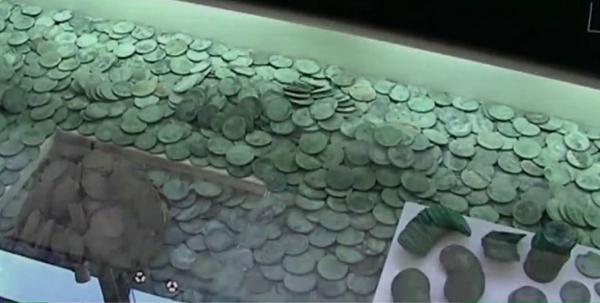 Investigadores españoles recuperan un tesoro de un barco hundido en el siglo XIX