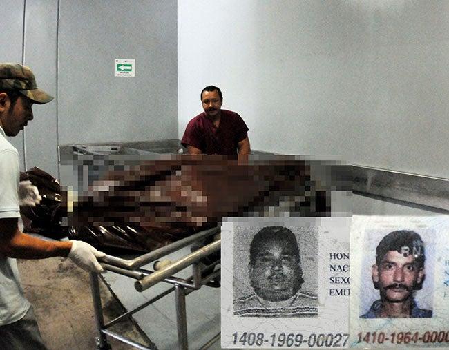 Identifican cadáveres de la Villa de San Antonio