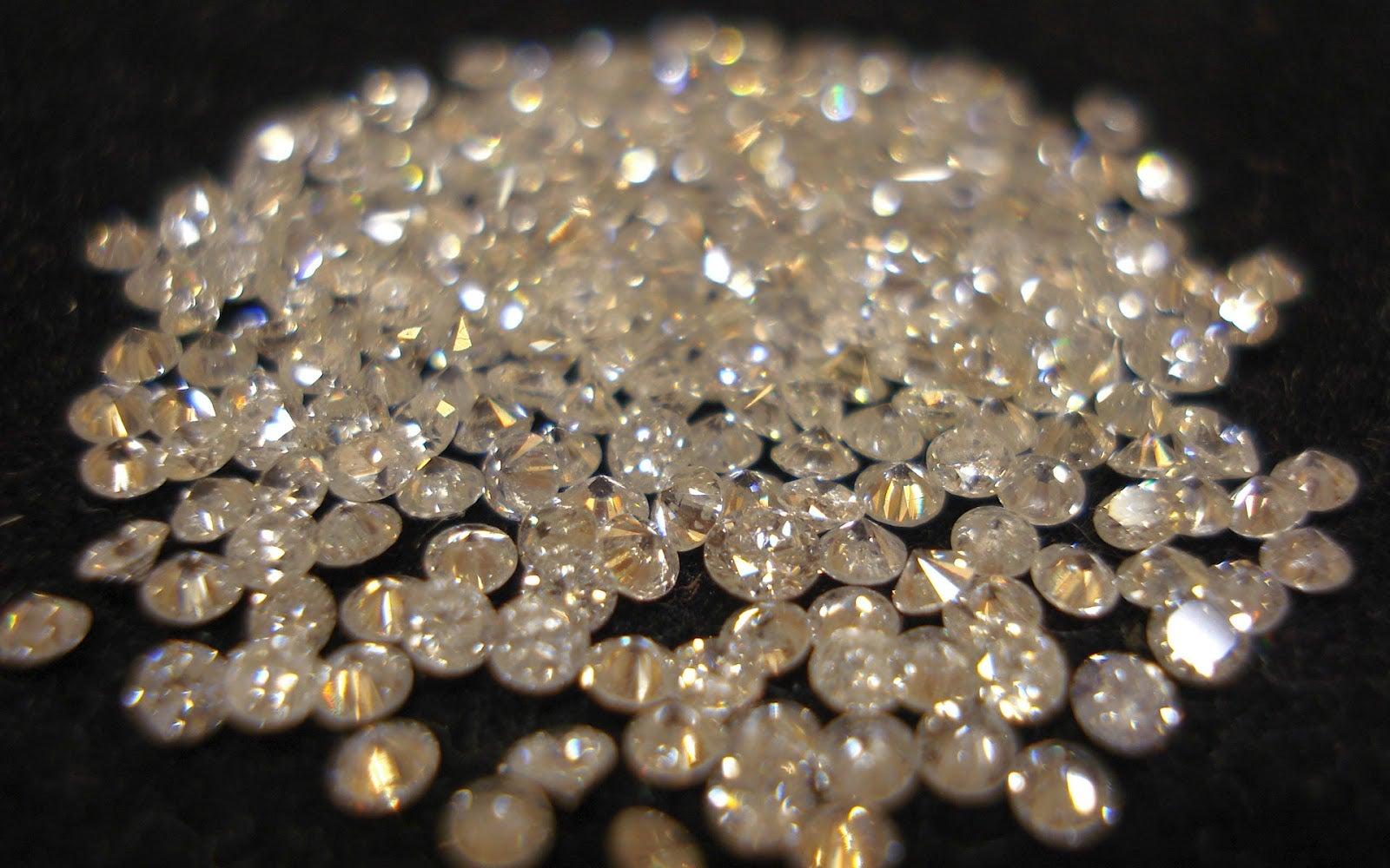 Diamantes fabricados en microondas: Joyas al alcance de todos