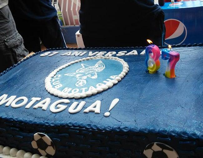 Motagua celebra su 87 aniversario
