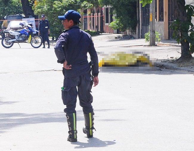 Honduras: Guarda de seguridad abatido en Las Vegas