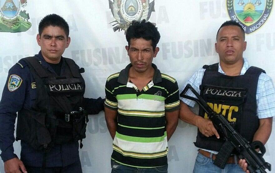Honduras: Capturado acusado del delito de homicidio simple