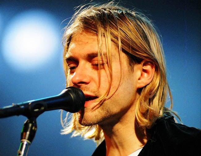 Disco inédito de Kurt Cobain sale en noviembre