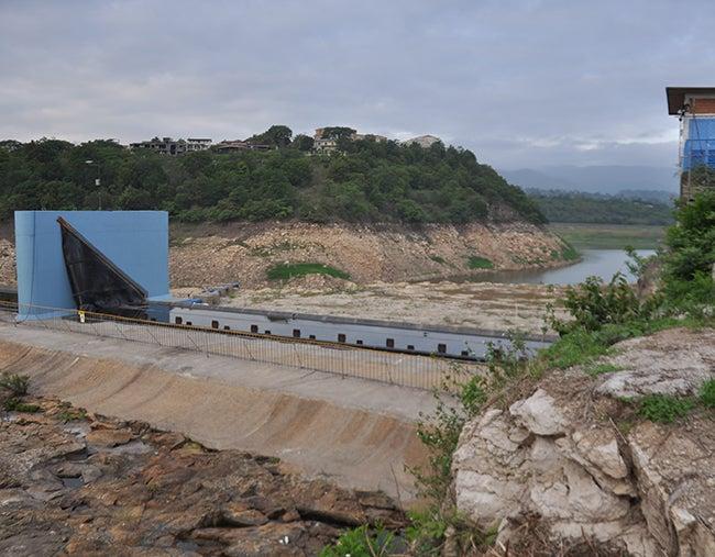 Urge que llueva: Reserva de Los Laureles en 58% de capacidad