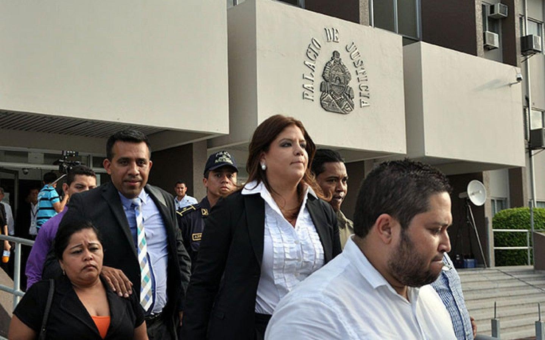 Astropharma: «Demostraremos que somos inocentes», Lena Gutiérrez