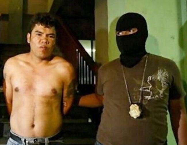 """246 años de prisión suma el """"Loco Hugo"""""""