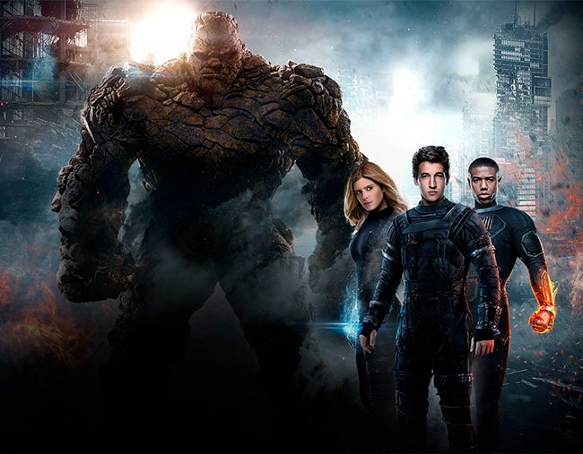 Los críticos destruyen 'Los 4 Fantásticos'