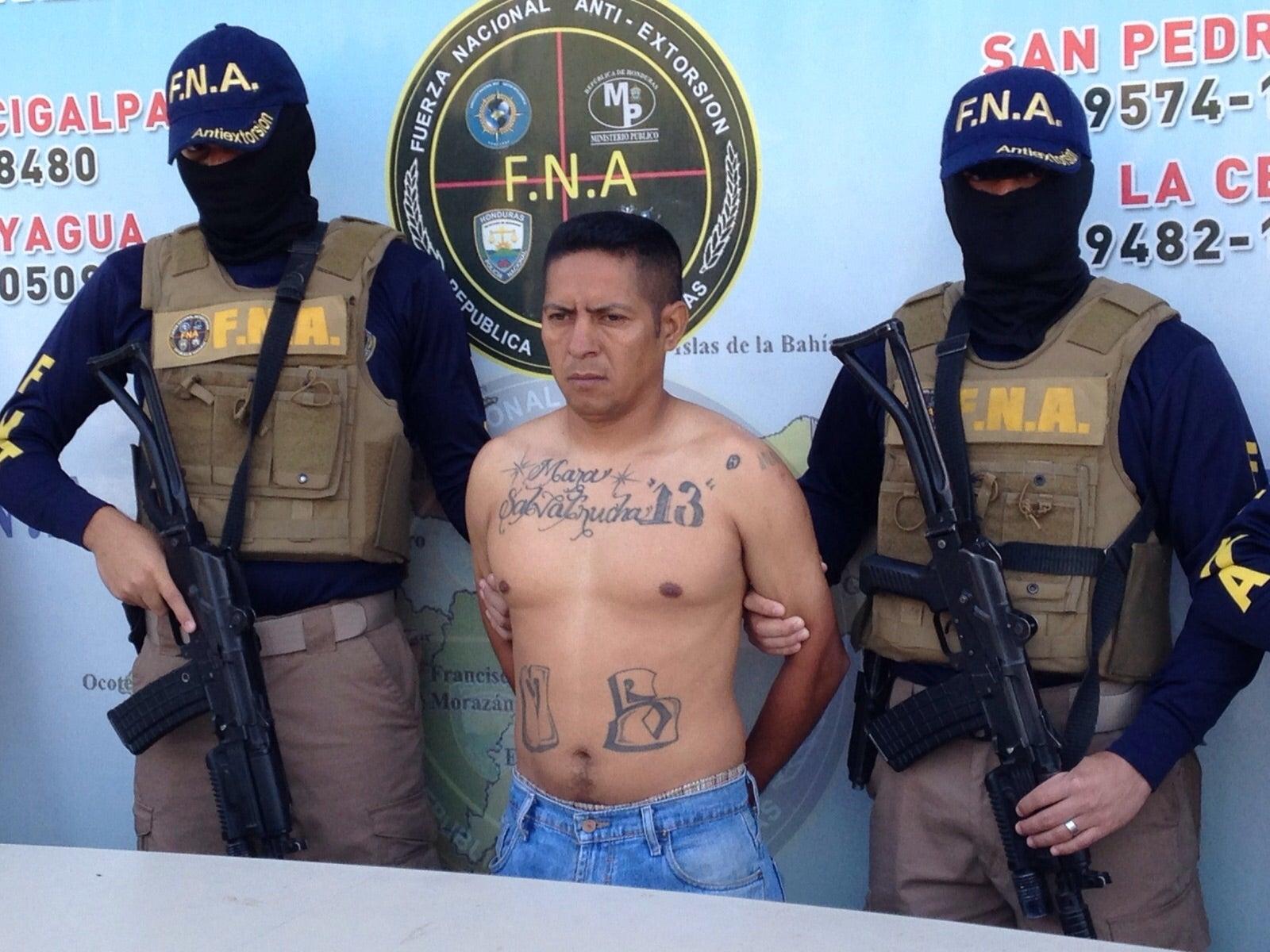 Honduras: Cae el presunto autor de masacre