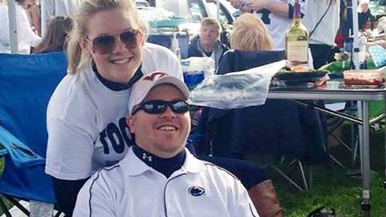 Novia del camarógrafo asesinado en Virginia lo vio morir en vivo