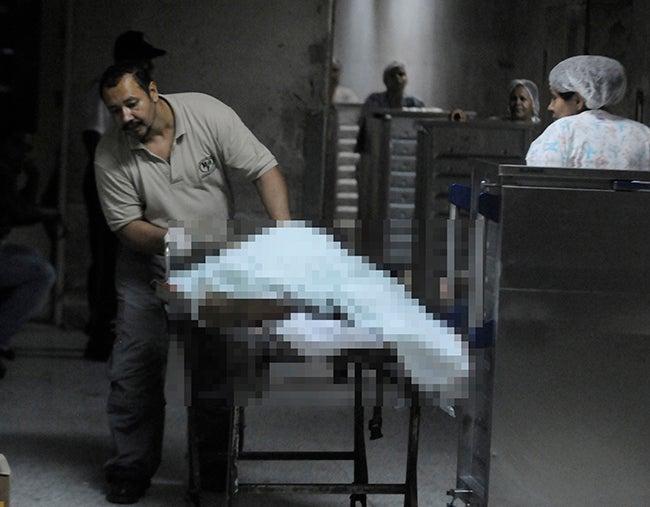 Muere en el Hospital Escuela Universitario tras ser apuñalada