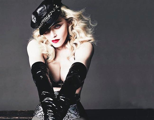 Madonna, 57 años de rebeldía