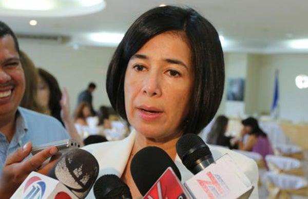 Empresarios que le temen a 1.5% es porque disfrazan estados financieros: Miriam Guzmán