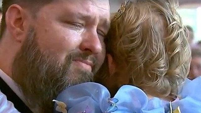 """Padres de niña con cáncer terminal le organizaron la """"fiesta de su vida"""""""