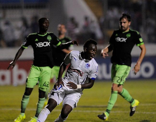 la Liga de Campeones de la Concacaf: El león ruge y está vivo
