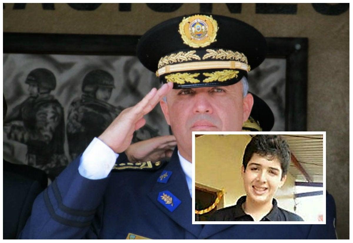 Condenan a 86 años de prisión al asesino del hijo de exdirector de la Policía Nacional