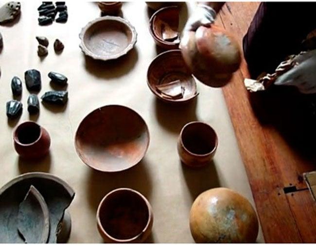 Presos por traficar con piezas mayas en Honduras