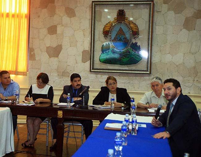 Comisión ya tiene dictamen para consulta