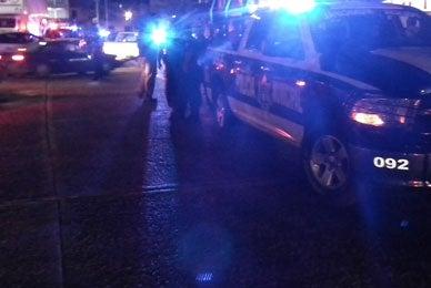 Policía asegura que Dios le dijo que se pusiera chaleco antibalas para salvar su vida