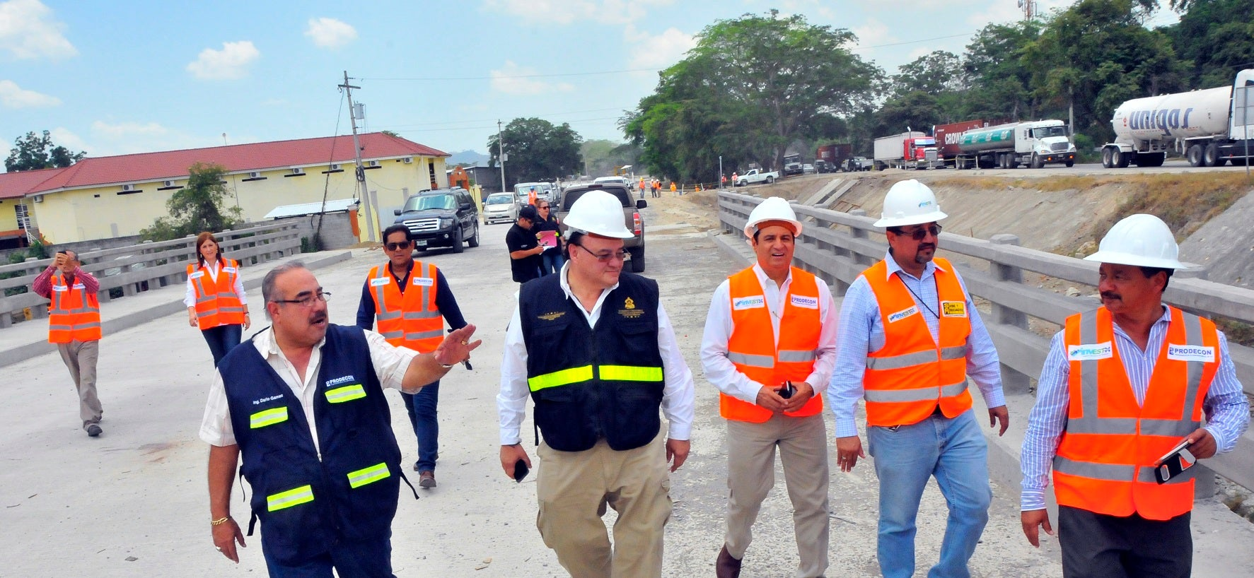 Siglo XXI: Invertirán 1,845 millones en proyectos de infraestructura vial en San Pedro Sula