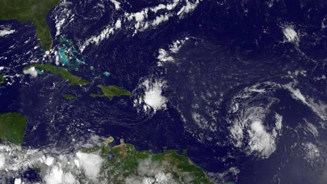 Tormenta tropical Erika amenaza con lluvias a Puerto Rico y Antillas
