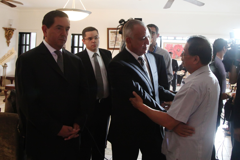 Presidente del CN llama a imitar ejemplo del extinto diputado Marco Antonio Andino