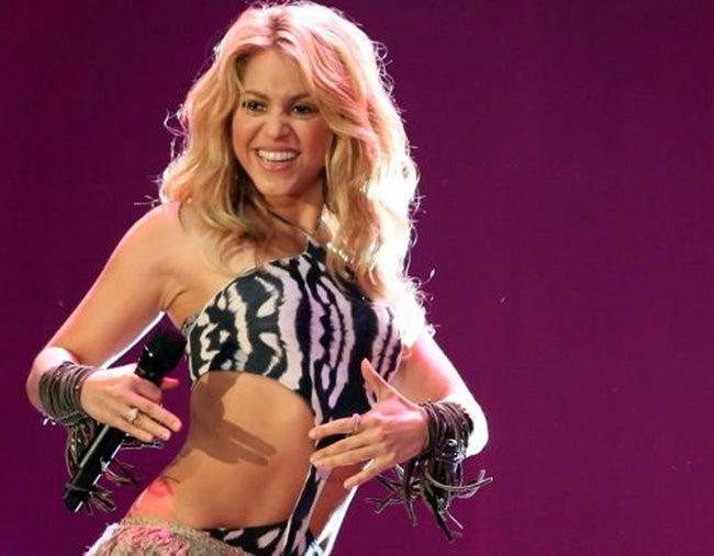 """Shakira doblará en """"Zootopia"""""""
