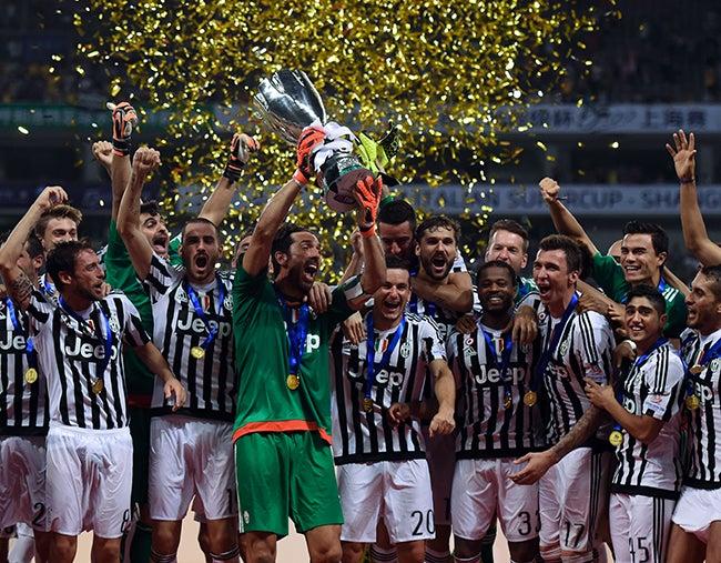 Juventus gana la Supercopa de Italia