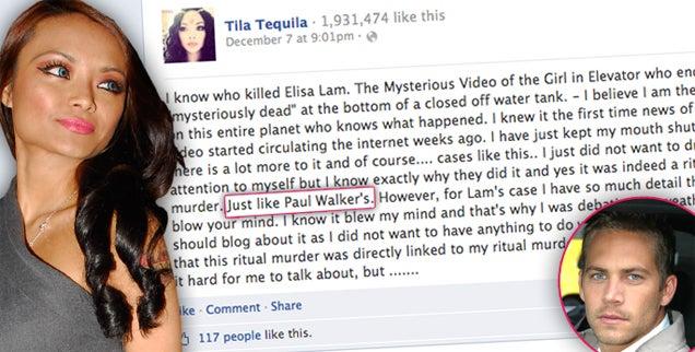 VIDEO: El día que 'Tila Tequila' reveló los planes más peligrosos de Los «Illuminati»