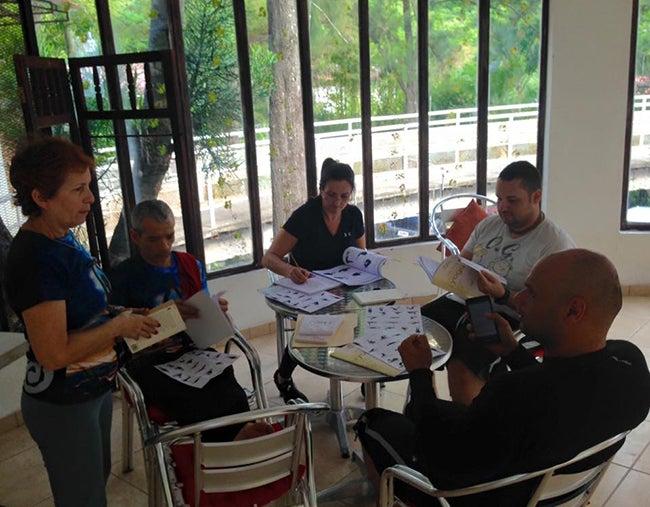 """""""Yogaterapeutas"""" reunidos en Honduras para participar en diplomado"""