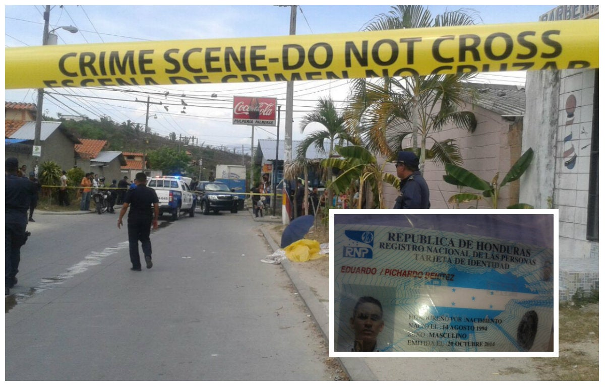 Honduras: El día de su cumpleaños lo asesinan de varios balazos tras salir de una barbería