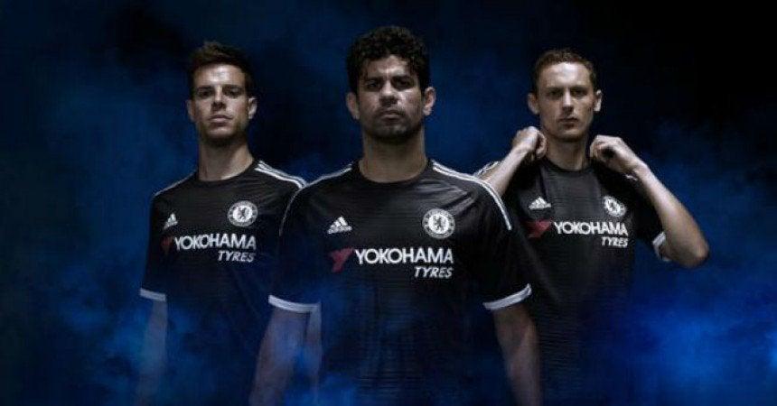 Chelsea presenta su tercer uniforme