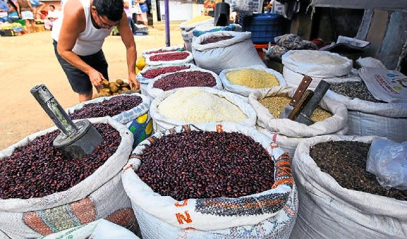 Un 50% reducirá la producción de granos básicos dicen productores