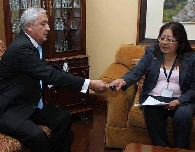Otto Pérez no renunciará a la Presidencia de Guatemala