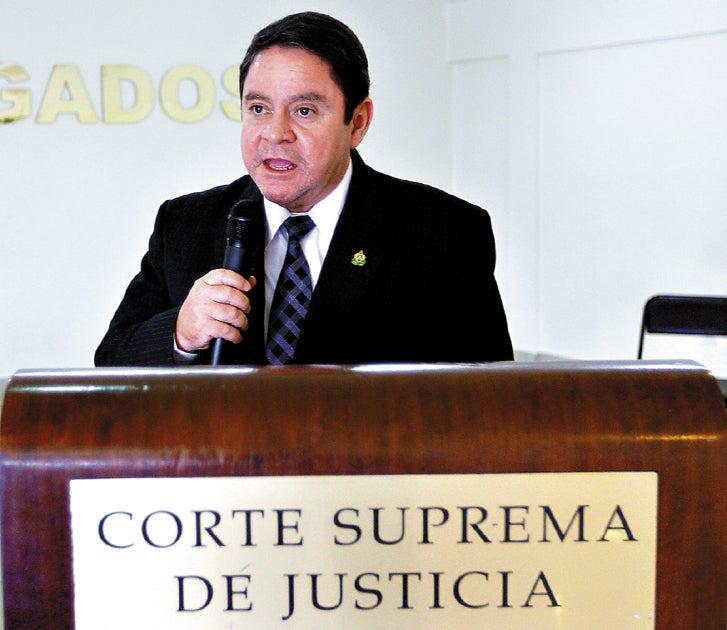 Reelección: Claustro de profesores de la UNAH no ha hecho ninguna petición en la CSJ