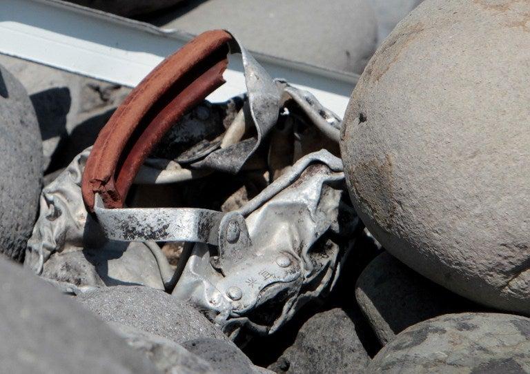 Francia empieza a buscar más restos del MH370 alrededor de La Reunión