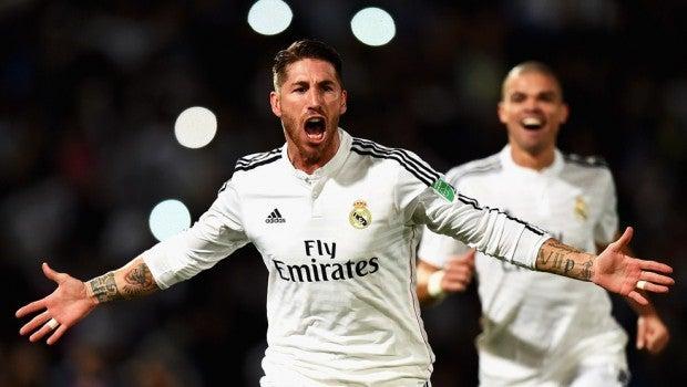 Ramos, el héroe de la 'Décima', renueva hasta 2020 con el Real Madrid
