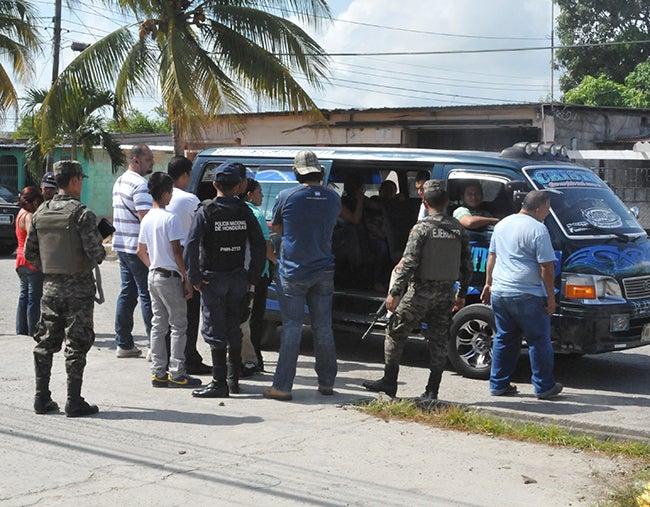 Honduras: Incrementan patrullajes en zonas conflictivas