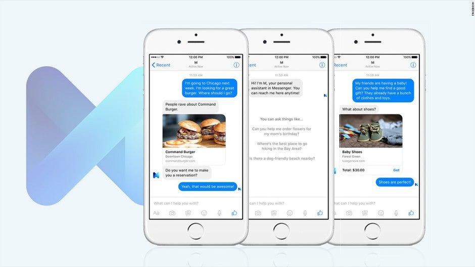 Facebook creó su propio Siri: conoce a 'M