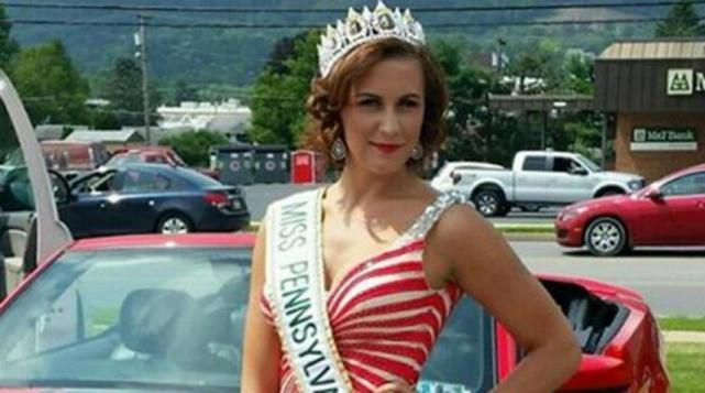 Miss Pensilvania: Una Reina de Belleza fingió tener leucemia para recaudar dinero