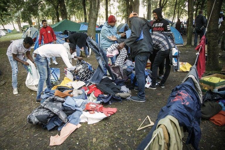 La crisis migratoria puede poner en peligro la libertad de circular en Europa