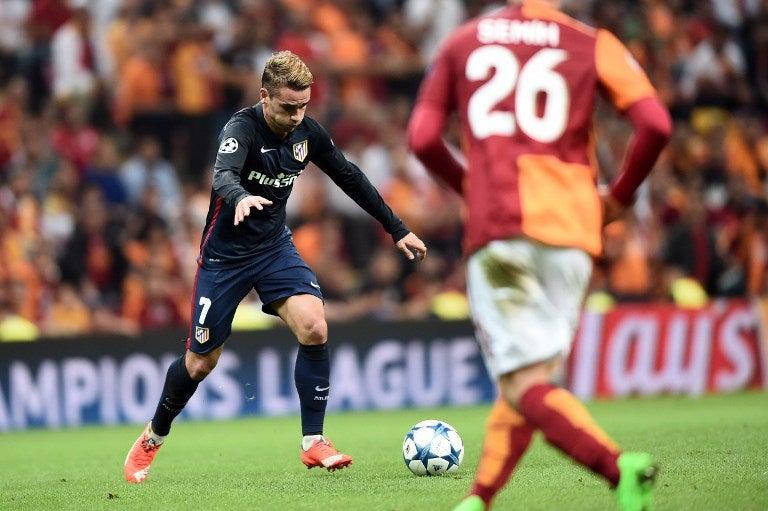 Atlético de Madrid debuta con triunfo ante el Galatasaray